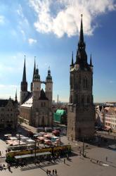 Pressefoto Marktkirche Unser lieben Frauen