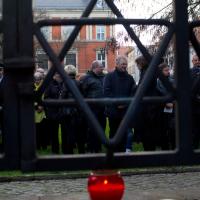 Pogromgedenken 2014