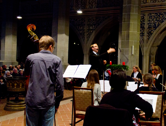 Musik im Kerzenschein 2014 - Teil I