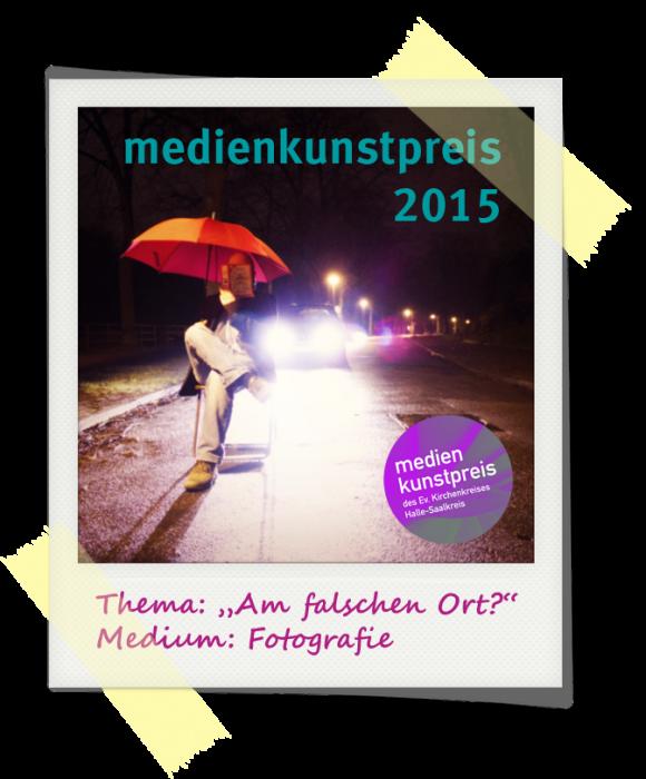 Medienkunstpreis 2015 - Vorschau