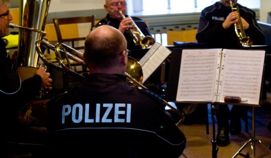 Einfuehrung Vesting Polizeiseelsorge