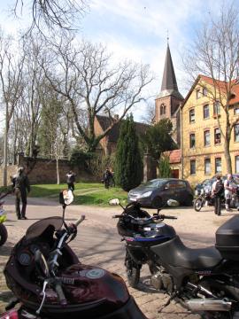 Biker Gottesdienst Mötzlich