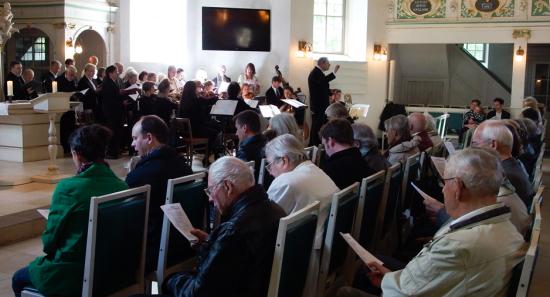 Dialog: Urauffühungen im Gottesdienst - Bartholomäus