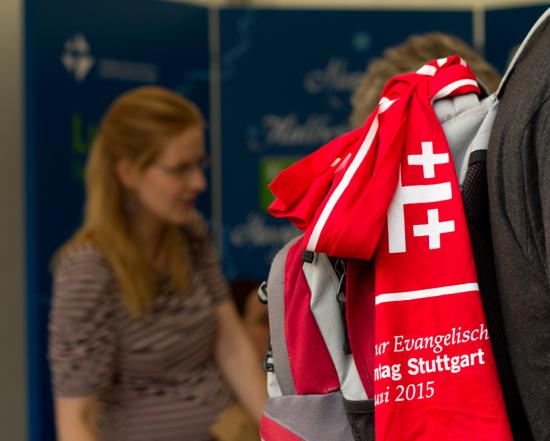 Impressionen vom Kirchentag 2015 in Stuttgart