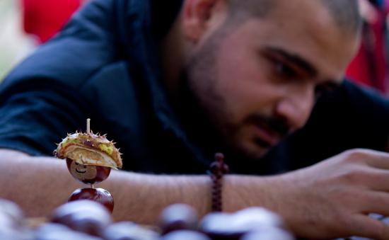 Willkommensfest für Flüchtlinge in Paulus