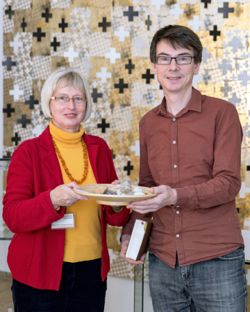 Sonja Bartsch und Christoph Eichert