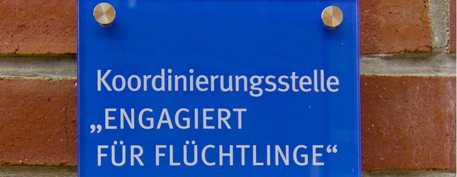Koordinierungsstelle Engagiert für Flüchtlinge