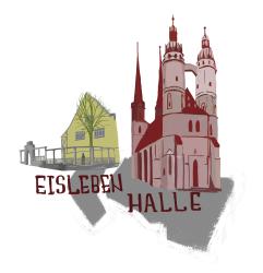 Kirchentag Halle/Eisleben
