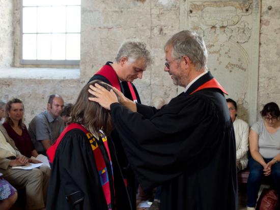Verabschiedung Petra und Dirk Lehner