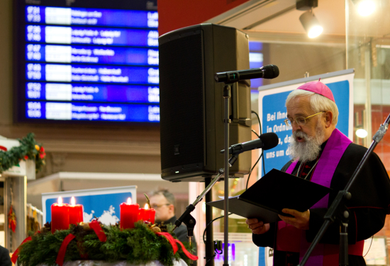 25 Jahre Bahnhofsmission 2016