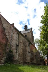 Kirche St. Nikolai Wettin