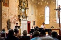 Konzert zum Pfarrsprengelfest Wettin 2017