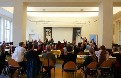 Impressionen Herbst-Synode 2017