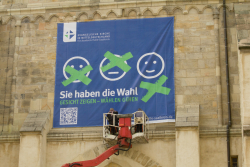 Haengung Wahlaufruf Marktkirche
