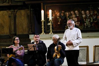 Interkulturelles Friedensgebet 2019
