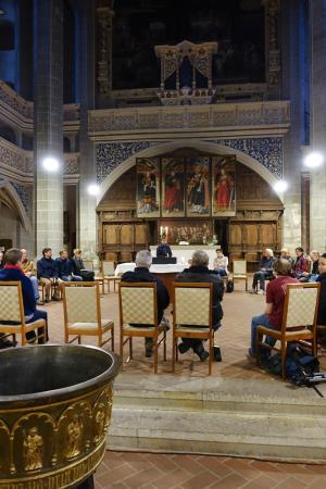 Fürbitte in der Marktkirche