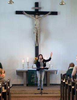 Eva Lange Konfitag