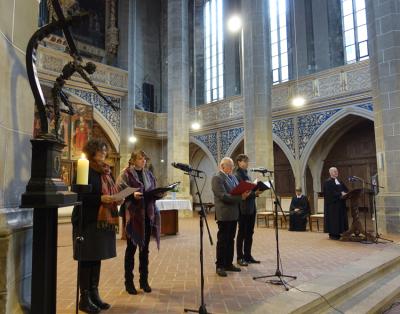 Rundfunkgottesdienst MDR in der Marktkirche 2018
