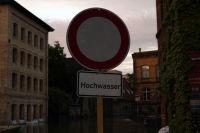 Hochwasser in Halle 02