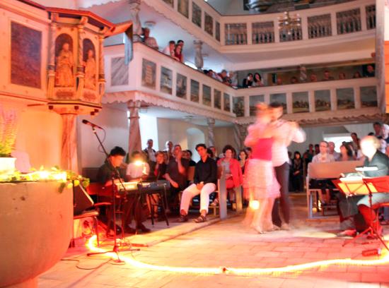 Holleben Orgel Tango