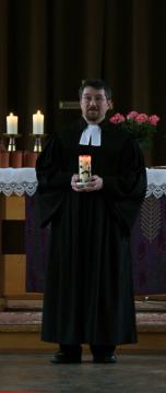 Amtseinführung Karsten Müller