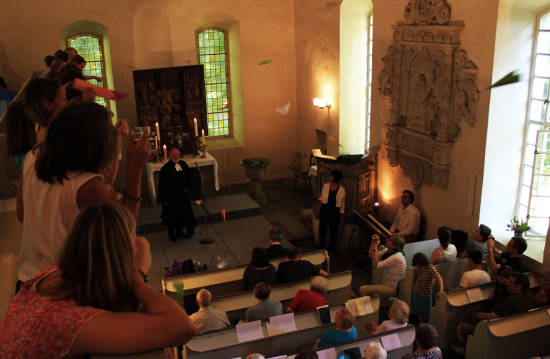 Verabschiedung von Pfarrer Ulrich Schlademann