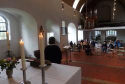 Gottesdienst in Zeiten von Corona