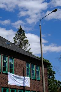 Banner Gesundbrunnen