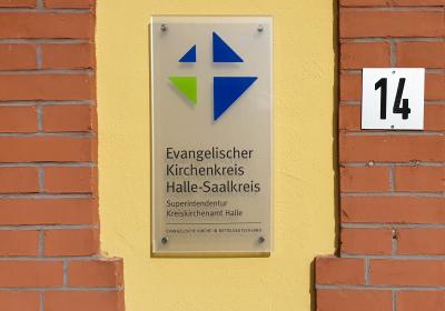 Schautafel Kreiskirchenamt