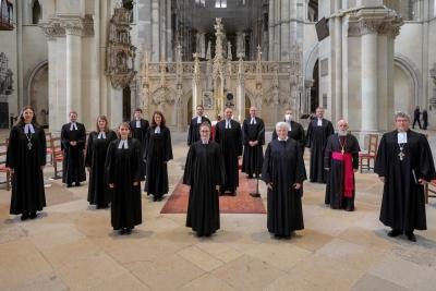 Ordination Mai 2021 Dom zu Magdeburg - Foto: Viktoria Kühne
