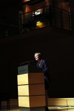 GKR Empfang 2013 - 1. Beigeordnete des Saalekreises Gabriele Kleine
