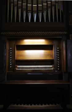 Tag des offenen Denkmals 2013 - Orgelweihe Nietleben