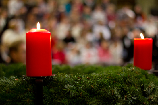 Musik im Kerzenschein