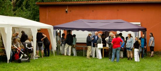 Gemeindefest im Rahmen des Halle-Neustadt Jubiläums