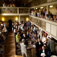Einschulung und Eröffnung der neuen Evangelischen Grundschule Halle