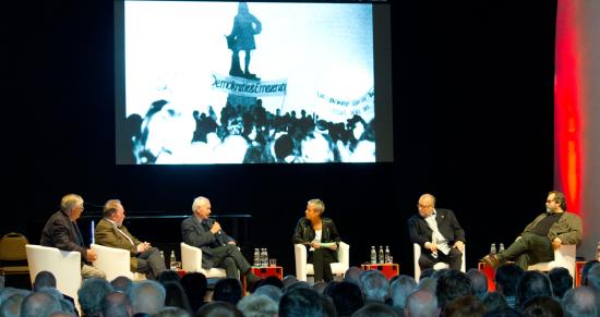 Gedenkveranstaltung aus Anlass des 25. Jahrestages der Friedlichen Revolution