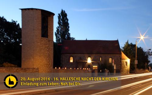 HALLESCHE NACHT DER KIRCHEN 2016