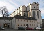 Dom zu Halle, Blick vom Domplatz
