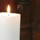 Kerze Andacht
