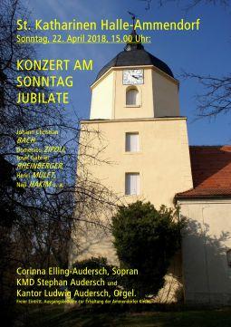 Konzert Audersch Ammendorf